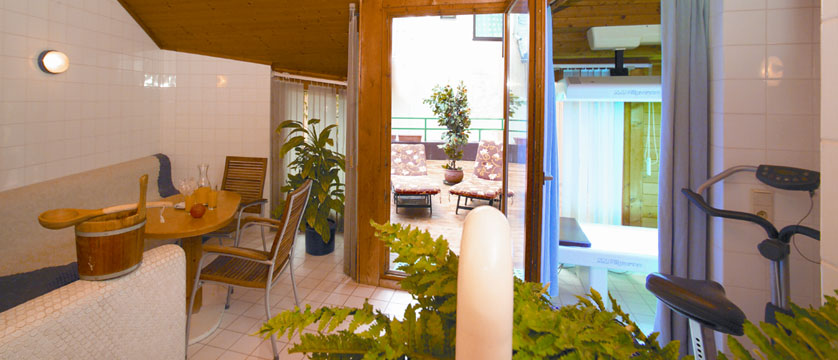 Hotel Fischerwirt, Zell am See, Austria - Spa & relaxation area.jpg